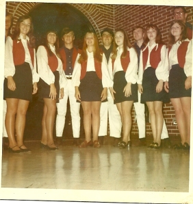 1971 Headland Heights Choir