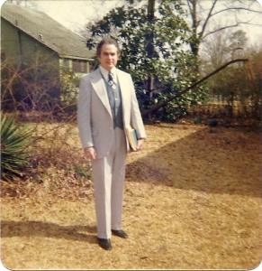 Pell City, Bob in Suit